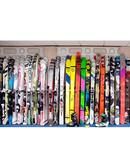 Location de ski avec Intersport