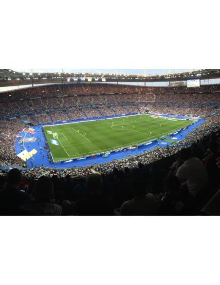 L'intérieur du Stade De France