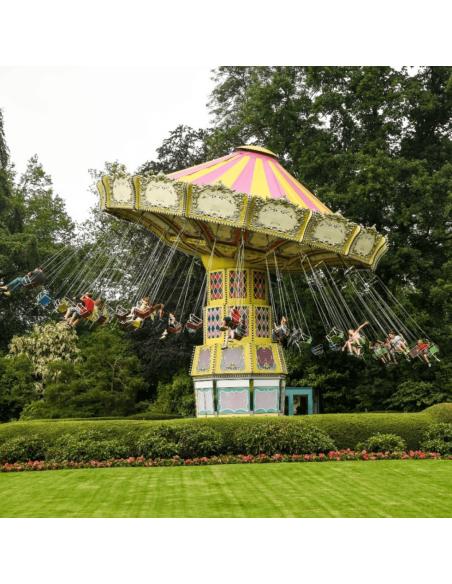 Bellewaerde attractions