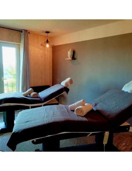 Massages le sens des bois