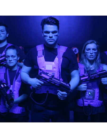 Laser Game Evolution tickets pas cher - Opale CE