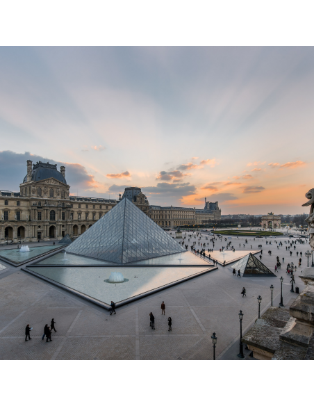 Louvre billets pas cher - Opale CE