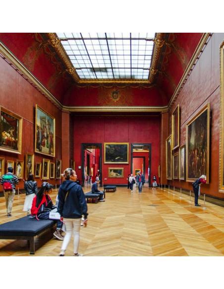 Louvre prix réduits visites - Opale CE