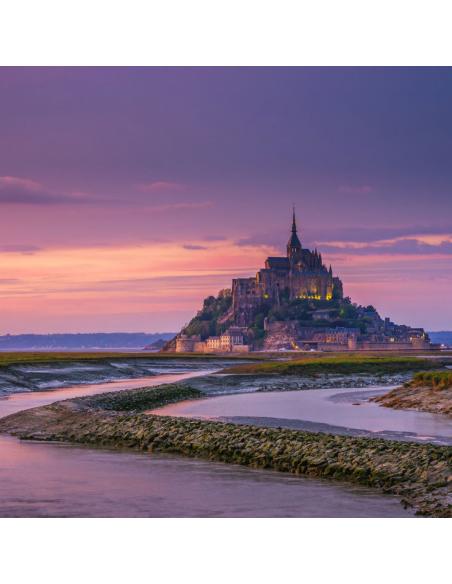 Le Mont St Michel billets pas cher - Opale CE