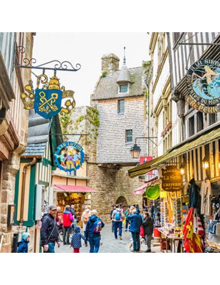 Le Mont St Michel prix réduits - Opale CE