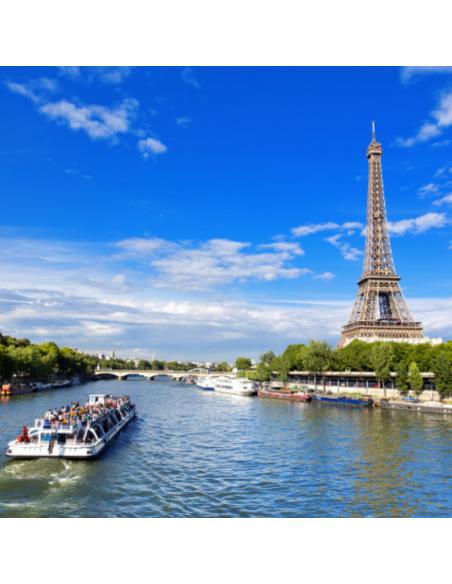 Bateaux Mouches tickets remisés - Opale CE
