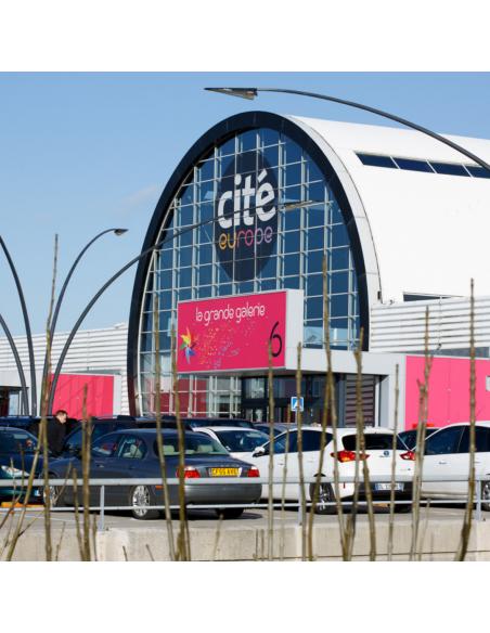Cité Europe remises - Opale CE
