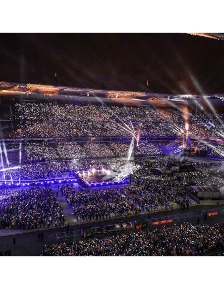 Stade de France réduction sur la billetterie concerts - Opale CE