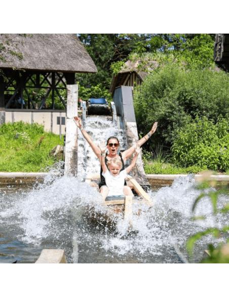 Jardin d'acclimatation tickets pas cher - Opale CE