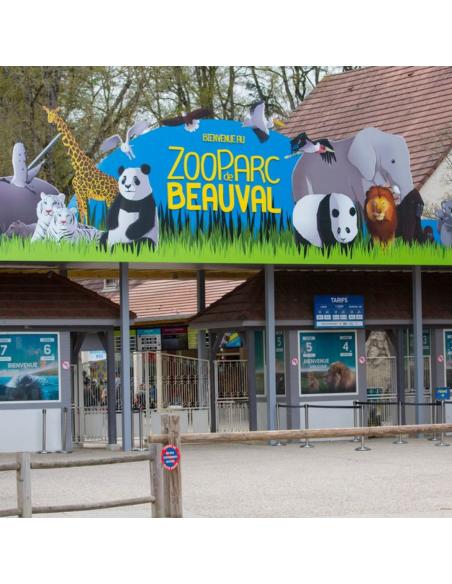 Zoo Parc de Beauval billets pas cher - Opale CE