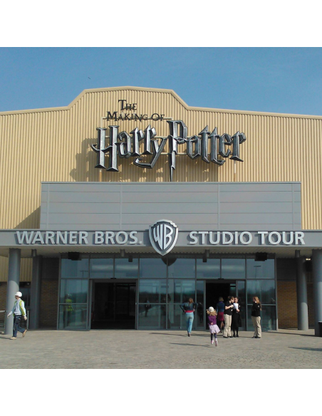THE MAKING OF HARRY POTTER remises - Opale CE