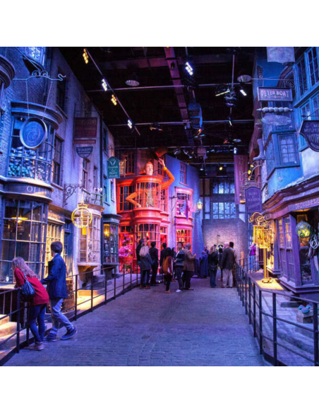 THE MAKING OF HARRY POTTER billets pas cher - Opale CE