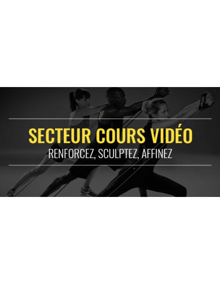 FIT CENTER: Cours vidéo