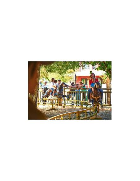 Chevaux Galopants Papéa Parc