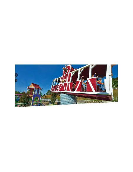 Maison volante Papéa Parc